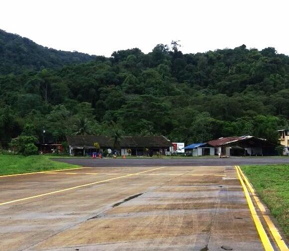 Aeropuerto de Bahía Solano- Bahía Solano Al Día