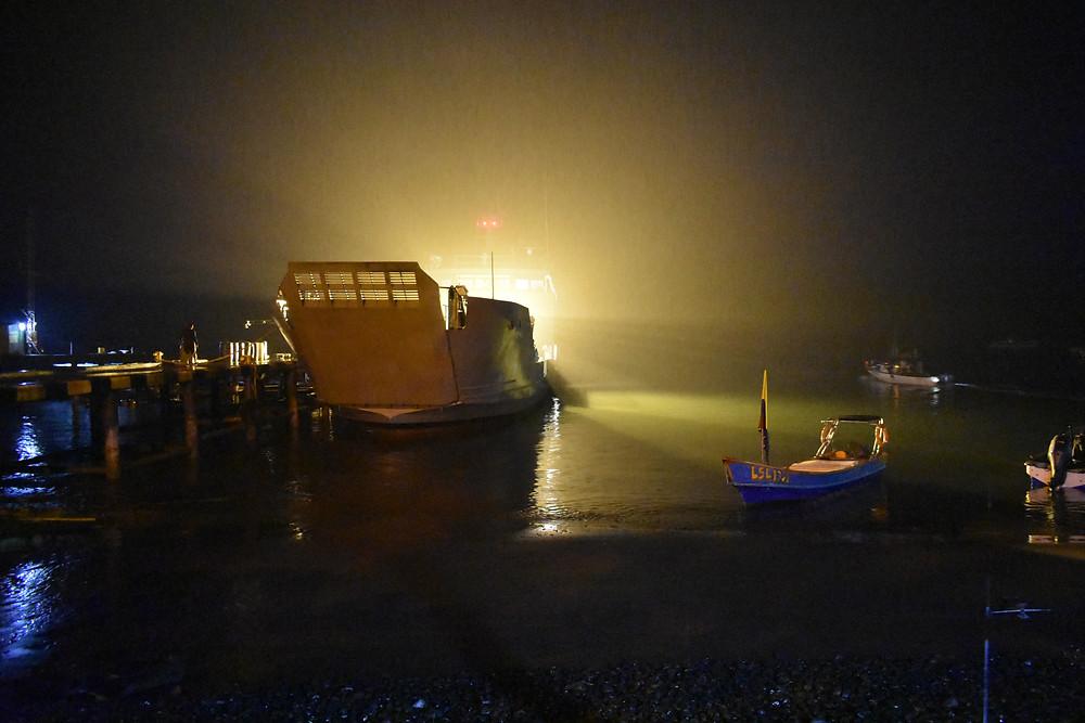 La premiación se llevó a cabo en el muelle conocido como La Esso en Bahía Solano.