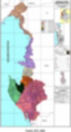 Mapa Bahía Solano