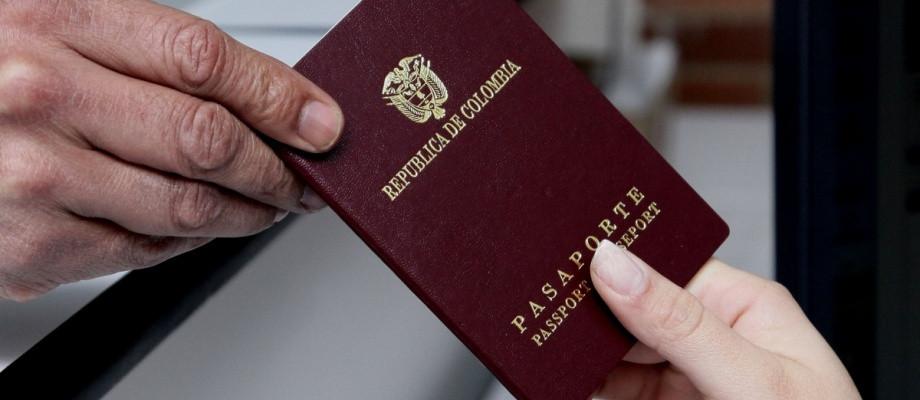 Jornada de pasaportes en Bahia Solano