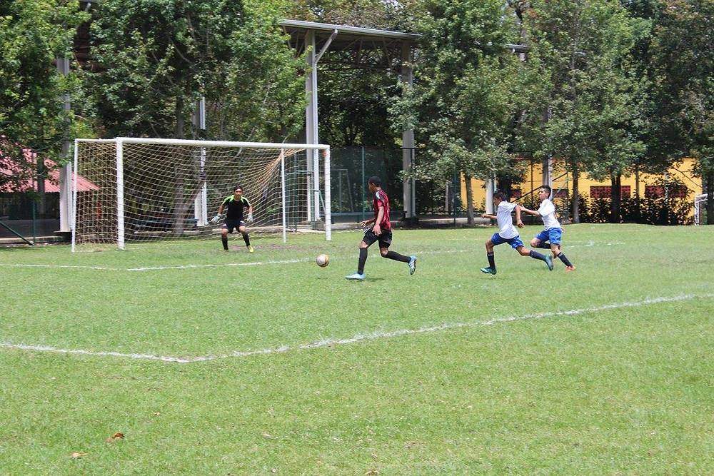 El equipo de Bahía Solano representó al Chocó en la modalidad de fútbol.