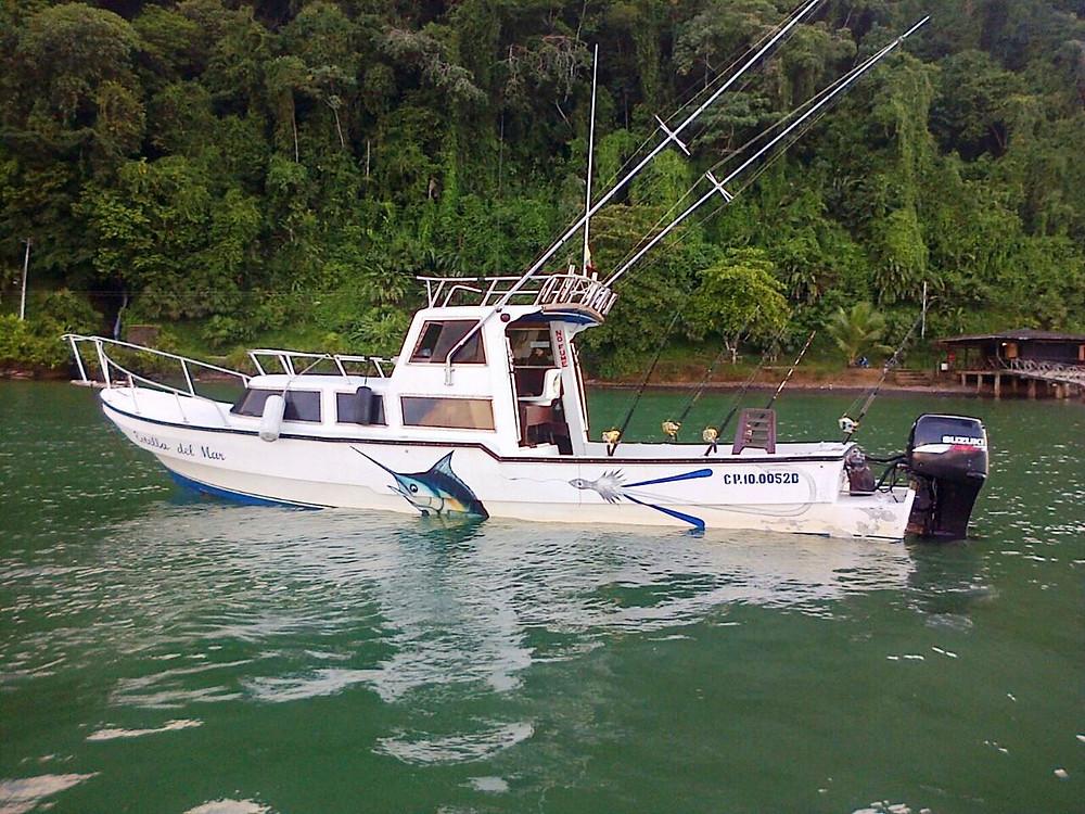 Pesca deportiva- Bahía Solano