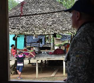 Armada refuerza presencia en el Pacífico chocoano