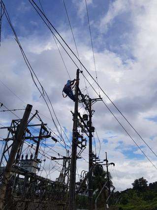 GENSA realiza trabajos para garantizar la generación de Energía en las ZNI