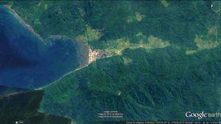 Así se ve Bahía Solano con la nueva actualización de Google Earth