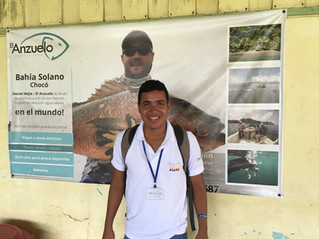 """De Riohacha a Bahía Solano, jóvenes ponen """"Manos a la paz"""""""