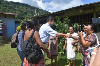 Embajador de China en Colombia visitó Bahía Solano