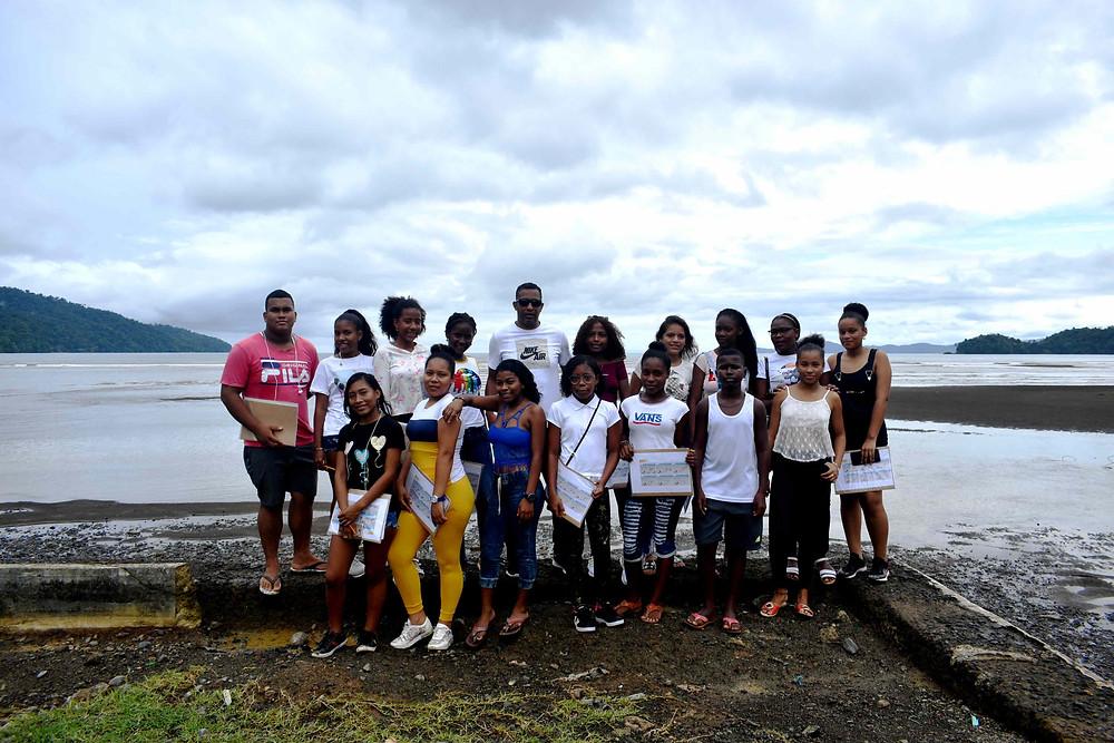 Semillero que realizará investigación de basuras en Bahia Solano