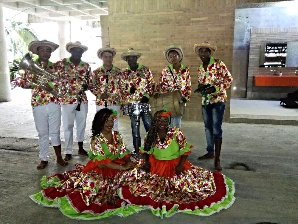 Integrantes del Grupo Son Yubarta- Bahia Solano