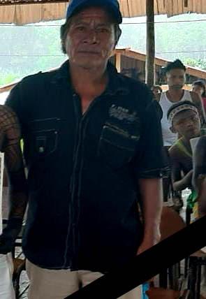 Asesinan a líder indígena de El Valle