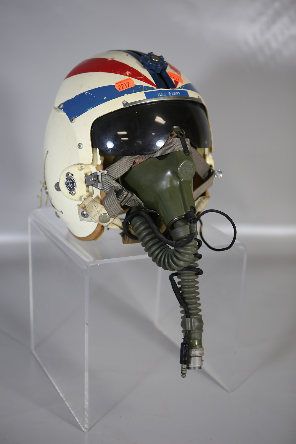 Model Flight Suit and Helmet | Fathers Day Gifts at Bunch Auctions