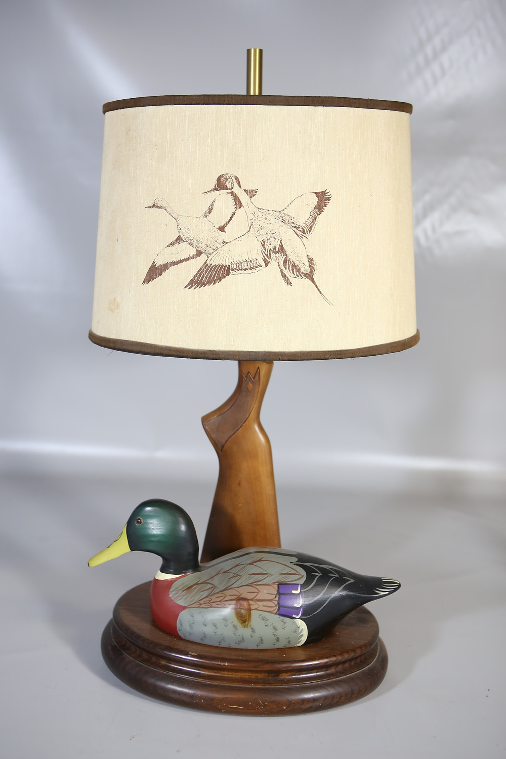 Duck Decoy Lamp | Fathers Day Gifts at Bunch Auctions