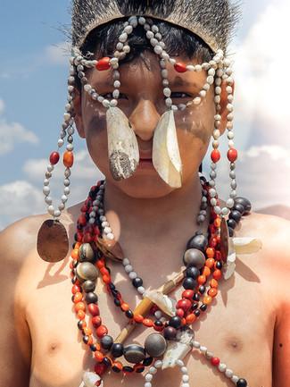 Incan Boy