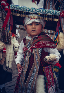 Andean Child, Cusco, Peru, 2019