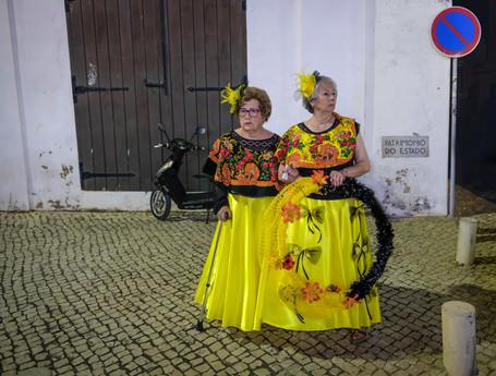 Two woman, Lagos, Portugal, 2018