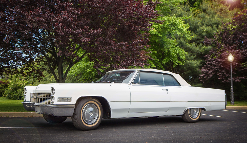 1966 Cadillac DeVille Convertible | Bunch Auctions | June 28th