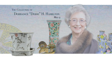"""Bunch Auctions proudly presents items from the Collection of Dorrance """"Dodo"""" H. Hamilton"""