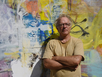 Abstract Expressionism with Featured Catalog Artist Willy Heeks