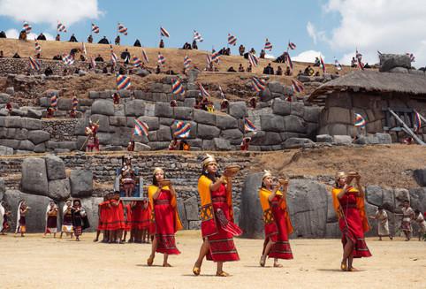 Warachikuy, Sacsayhuamán, Peru, 2019