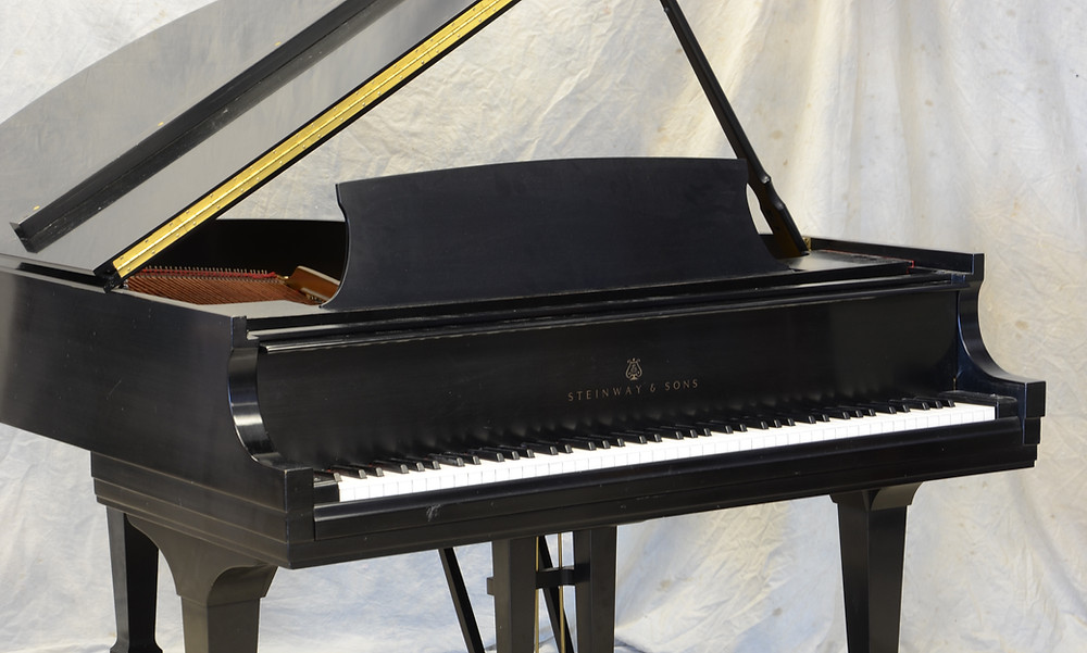Steinway Piano at Bunch Auctions | June 28 Catalog