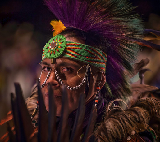 Gathering of Nations Pow Wow, 2017