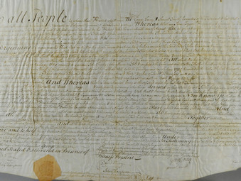 Local History: Early Documents from New Castle, Delaware