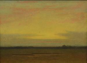 William Sartain | Sunset | PAFA Collection