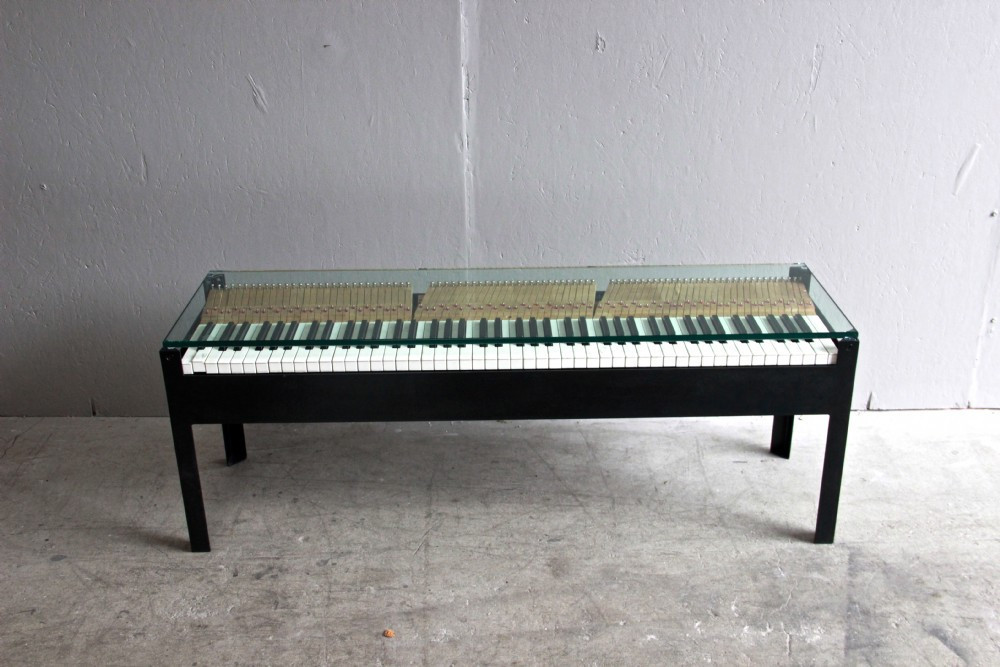 DIY Repurposed Piano Bench | Upcycling
