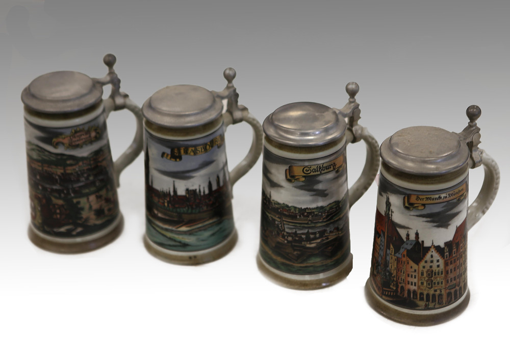 Beer Steins | Fathers Day Gifts at Bunch Auctions