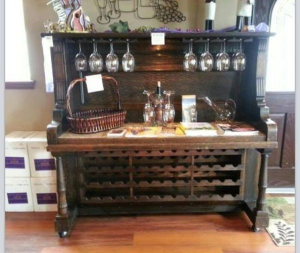 DIY Repurposed Piano Bar | Upcycling