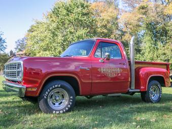The OG Muscle Truck: 1979 Dodge Lil Red Express Pickup joins December Sale