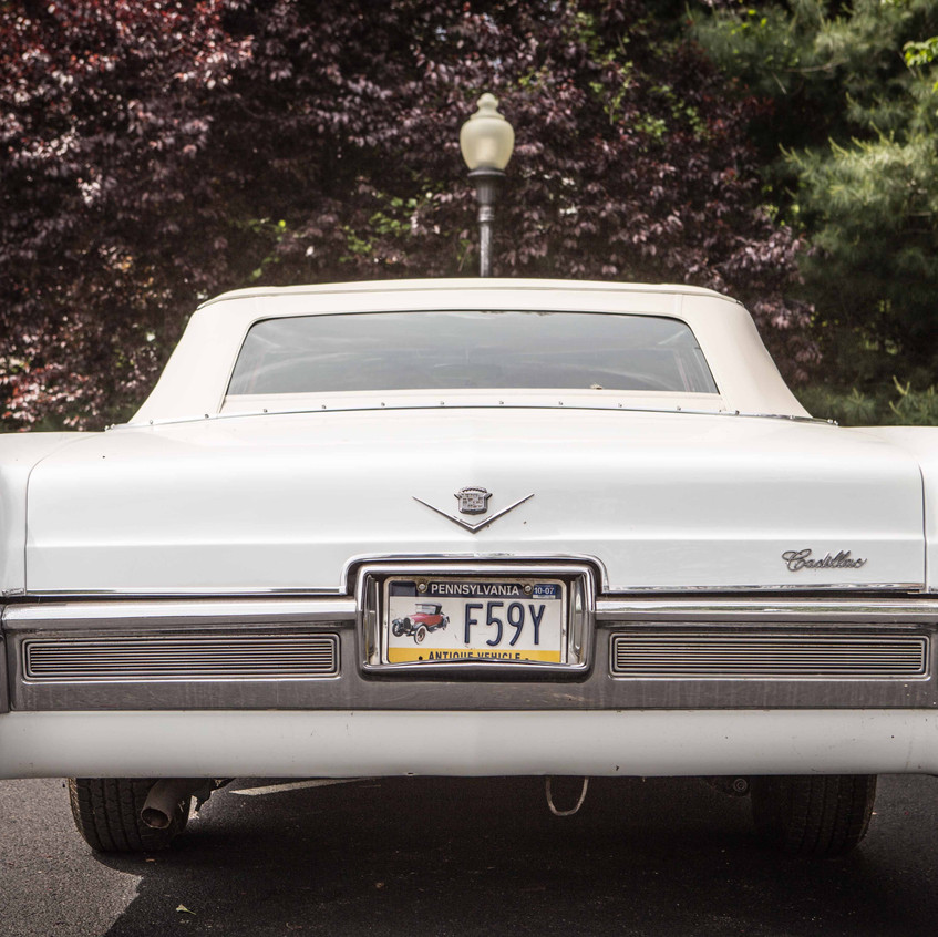 1966 Cadillac DeVille Convertible   Bunch Auctions   June 28th Catalog