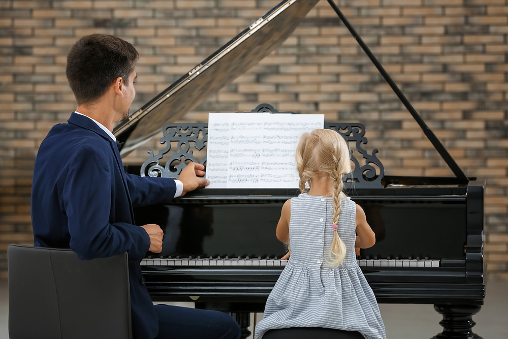 Piano teacher workshop