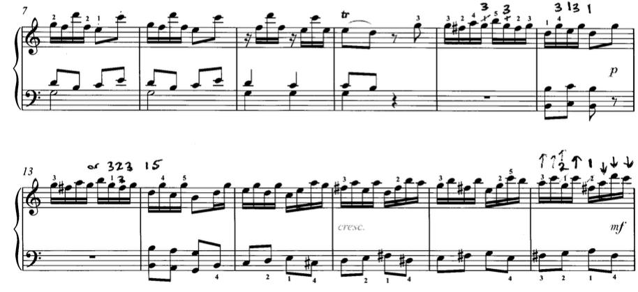 Haydn: Finale Hob XVI:10