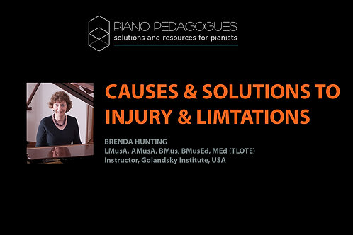 Causes and Solutions to Injury and Limitations