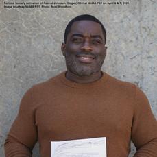 The Spiritual Activist, Marvin Wade
