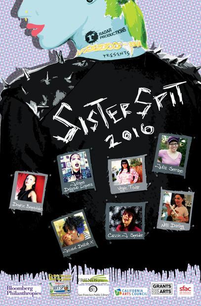 Sister Spit Poster