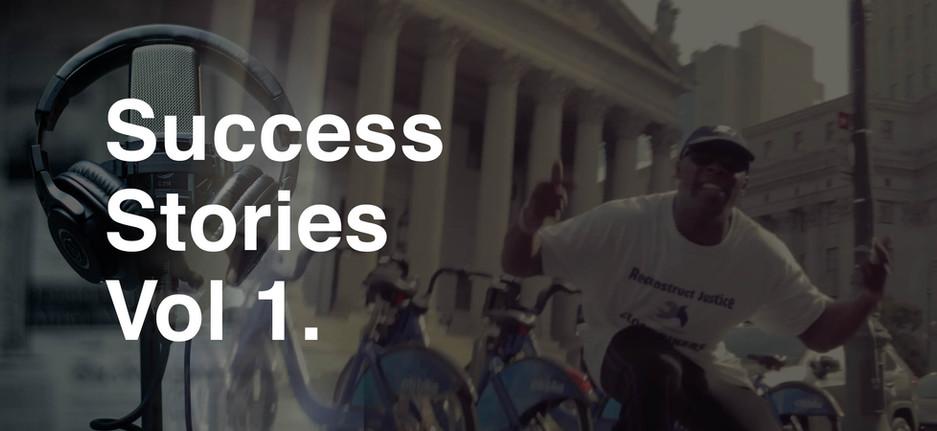 Success Stories Vol 1.