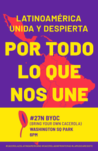 Cacerolazo Latinoaméricano