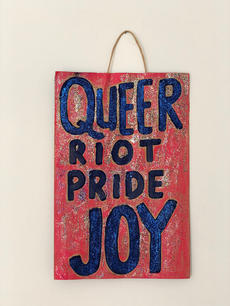 Queer Joy Sign - Pride
