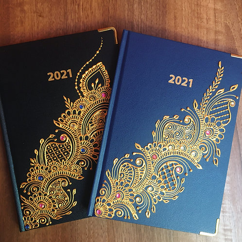 2021 Weekly Diary