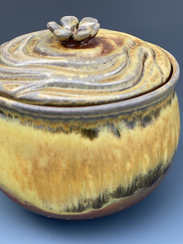Lidded Jar 16