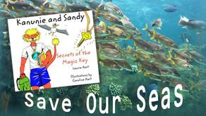 Children's Book Brings Awareness to Ocean Conservancy