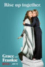 Grace and Frankie - Lily Tomlin an Jane Fonda - Netflix