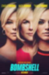 Bomshell Movie - Charlize Theron - Nicole Kidman - Margot Robbie