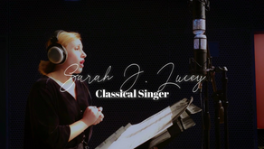 Sarah J Lucey Wants To Touch You With Her Music!