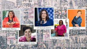 Diverse Women Unite In Support Of VP Kamala Harris