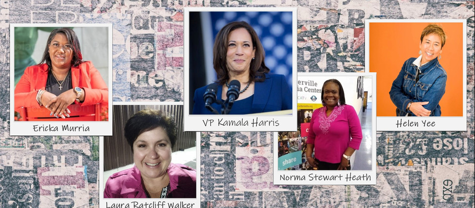 Diverse Women Unite In Support Of VP Kamala Harris
