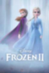 Disney Frozen 11Movie - Ana and Elsa