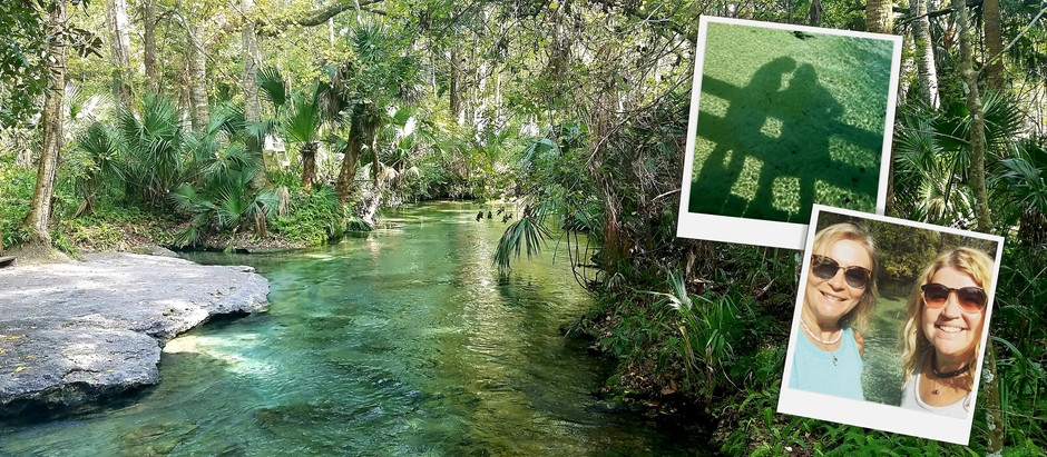 Let This Spectacular Natural Spring Revive Your Tired Soul